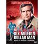 O Homem De Seis Milhões De Dolares - 1ª, 2ª, 3ª Temporadas