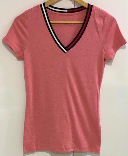 17336d8c1ef2 Blusa Camisa Feminina Tommy Hilfiger Coleçao Nova Original à venda ...