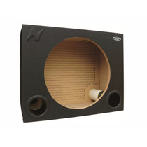 Caixa Palhetada Subwoofer 15 Polegadas Trapézio Nelsom