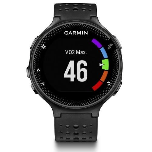 9359458bec48c Monitor Cardiaco De Pulso C gps Garmin Forerunner 235 Preto