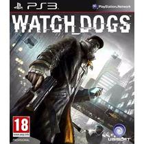 Watch Dogs - Dublado - Código Psn Ps3 - Imperdível!