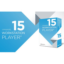 Vmware Workstation 15 Player (novo) + Licença Original