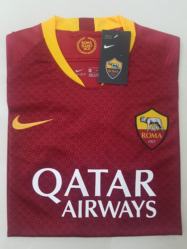 b11af6cfab Camisa Original Roma 2018 (home)