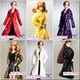 Casacos De Pele Para Boneca Barbie * Vogue * Vários Modelos
