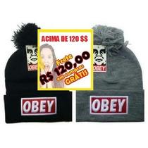 Busca gorros obey com os melhores preços do Brasil - CompraMais.net ... 6563541a25a