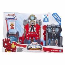 Playskool Heroes Laboratorio Tony - B0720 Hasbro