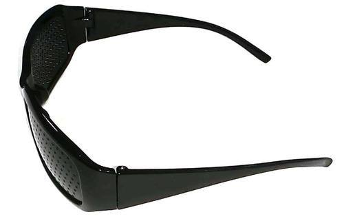 03cc78f60fb89 Armação Completa Oculos Furadinho Pinhole Reticulado. Preço  R  43 Veja  MercadoLibre
