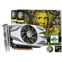 Placa De Video Geforce Gtx 550 Ti 1gb Gddr5 128 Bits Dvi|hd
