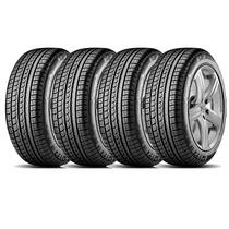 Jogo De 4 Pneus Pirelli P7 195/60r15 88v