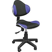 Cadeira Pro Preto/azul Multivisão