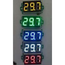 Voltímetro Digital P/ Veículos Frete Fixo R$ 8,00