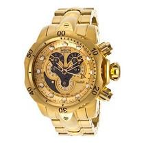Relógio Invicta 14462 Venom 52mm Ouro 18k Aventandor Import