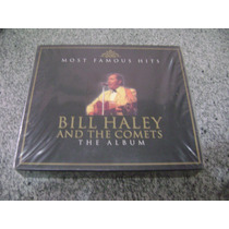Cd - Bill Haley And The Comets Most Famous Hits Duplo Import