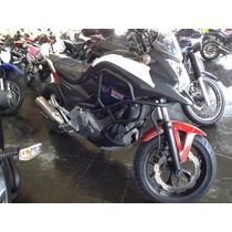 Moto Honda Nc 700x 12/13 - Motos.com