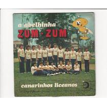 A Abelhinha Zum-zum - 1972 - Compacto - Ep 65