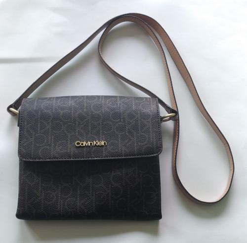 61eef5d51 Bolsa Calvin Klein De Ombro-importada Original. R$ 570