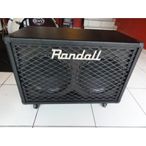 Caixa Randall 2x12 Rg 212 Ñ Marshall Laney Orange 1936