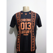 Camiseta Chronic 4:20 Luxury 013 Crazzy Store