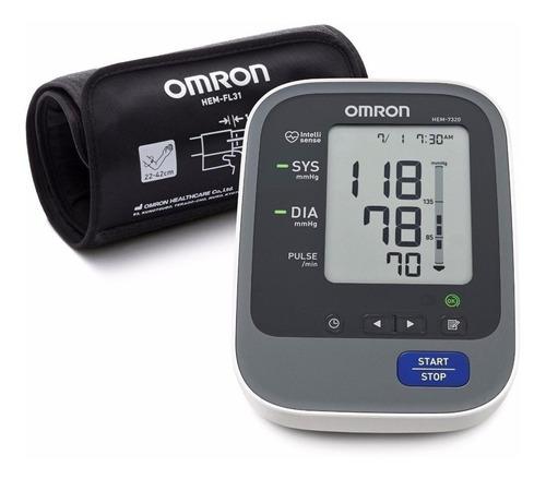 Medidor De Pressão Arterial Omron Hem-7320