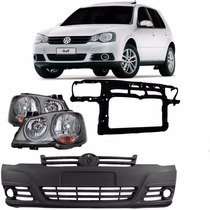 Kit Frente Vw Golf 2008 2009 2010 2011 2012 2013