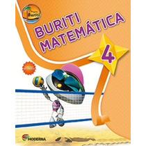 Projeto Buriti - Matemática - Fundamental I - 4º Ano