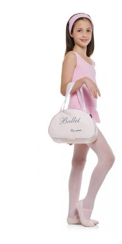 d052b68cd0 Kit Bolsa Original Capezio Ballet + Sapatilha + Rede Cabelo