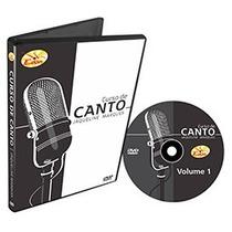 Curso De Video Aula Canto Vol. 1