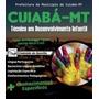Apostila De Técnico Em Desenvolvimento Infantil - Cuiabá-mt
