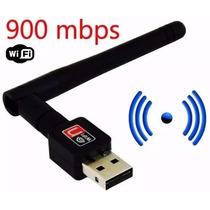 Antena Wireless Sem Fio Rede Roteador Amplificador 900mbps