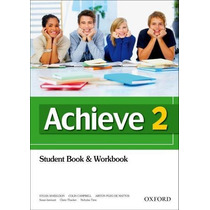 Livro - Achieve 2 Student´s Book And Workbook