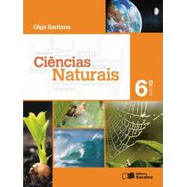 Livro - Ciências Naturais - 6º Ano Saraiva Promoção!!!