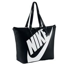 Bolsa Nike Heritage Si Tote Original - Preta + Nota Fiscal