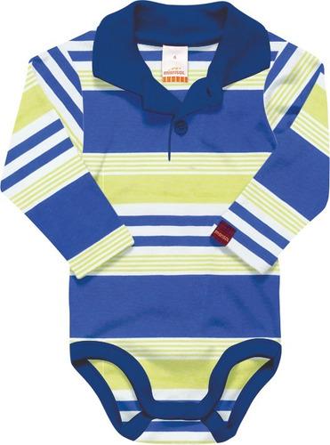Conjunto Corinthians Infantil Artilheiro - Torcida Baby Novo. São Paulo. R   64.9. 0 vendidos. Camisa Body Polo Infantil Manga Longa Marisol f581a5ba6cbbc