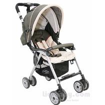 Carrinho De Bebê E Passeio - G306 Alumínio