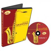 Curso Sax Em Dvd Volume 1 Edon