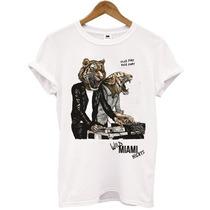 T-shirt - Tiger Dj