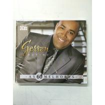 Cd Gerson Rufino 60 Melhores 3 Cds