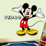 955024 MLB25580609450 052017 I Quarto infantil masculino: tema Mickey e sua turma