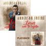 Cd + Playback Anderson Freire - Deus Não Te Rejeita