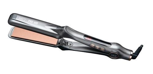 Prancha De Cabelo Mq Professional Hair Styling Titanium Pro 480 Chumbo 110v/220v