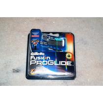 Carga Refil Gillette Fusion Proglide Flexball - 4 Cartuchos