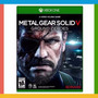 Metal Gear Solid V: Ground Zeroes - Xbox One Midia Fisica