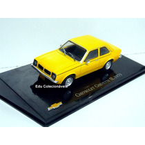 Miniatura Chevette Sl Bicudo 1979 1/43 Chevrolet Colection
