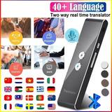 Tradutor Interativo Discurso Multi - Língua Tempo Real 3 Em