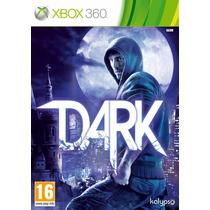 Jogo Novo Lacrado Dark Original Para Xbox 360