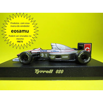 Tyrrell Honda 020 #3 Nakajima Formula 1 F1 1991 Kyosho 1/64