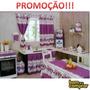 3 Kit Jogo De Cozinha Com 10 Peças Cada Promoção!!!