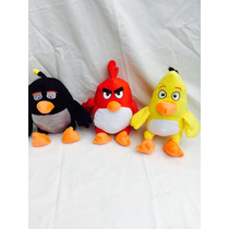 Angry Birds Pelúcia 25 Centímetros