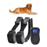 Colar Coleira Eletrônica Adestramento Cachorro 2 Coleiras