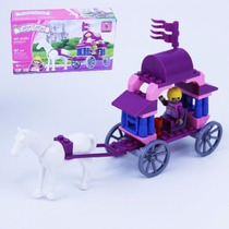 Bloco De Montar (57pcs) 20x12cm Fairland Compt. Lego